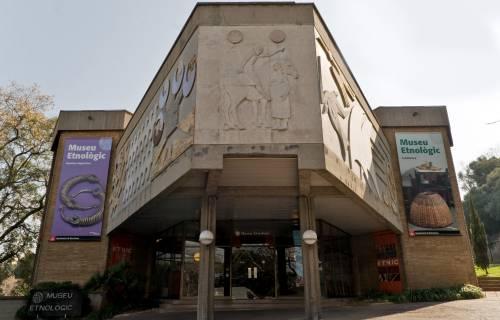 Façana del museu. Domini públic
