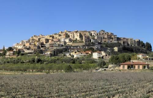 Vista d'Horta de Sant Joan. CC BY-SA 3.0 -  Hans Hillewaert / Wikimedia Commons