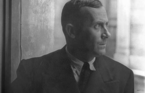 Retrato de Joan Miró. Dominio público
