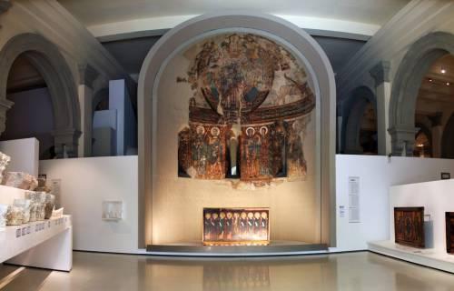 Interior del MNAC. Josep Giribet / DGPC