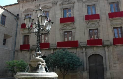 Façana del Museu. CC BY-SA 3.0 - Josep Renalias / Wikimedia Commons