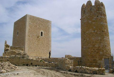 Ulldecona Castle