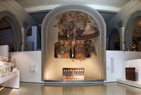 Inside the MNAC . Josep Giribet / DGPC