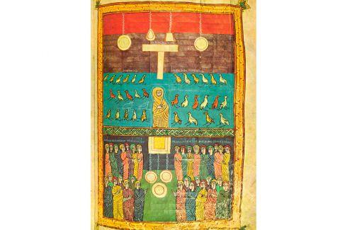 Beatus of  Seu d'Urgell. Public domain.