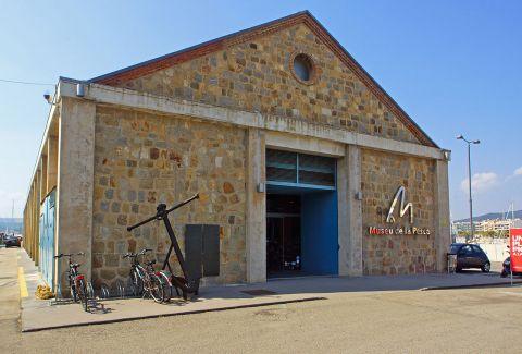 Palamós Museu de la Pesca. flamenc / Wikimedia Commons. CC BY-SA 3.0