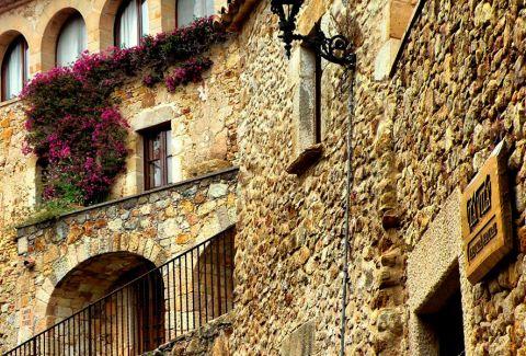 Vila Medieval de Pals