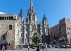 Catedral de la Santa Creu i Santa Eulàlia de Barcelona