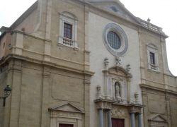 Campanar i cripta de la Catedral de Vic