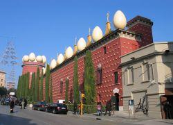 Teatre-Museu Dalí i triangle dalinià