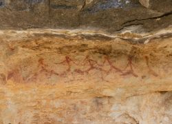 Pintures rupestres de Cocó de la Gralla