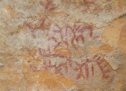 Pintures rupestres de les Muntanyes de Prades