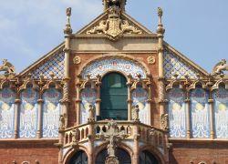 Hospital de Sant Pau i Palau de la Música