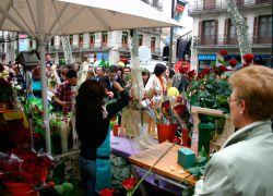 Sant Jordi i la Diada del Llibre