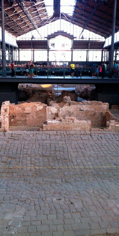 Noves excavacions al Born de Barcelona