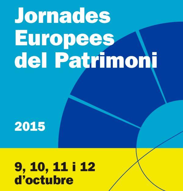 JEP 2015, la festa del patrimoni europeu