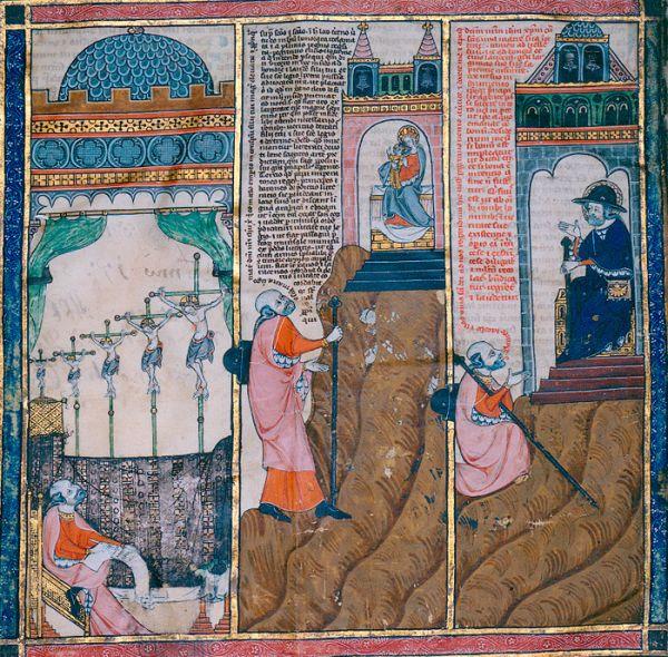 Ramon Llull, Còdex de Sant Pere