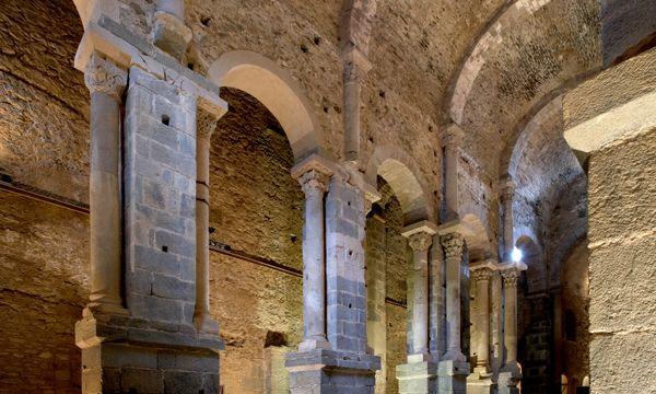 Interior del monestir