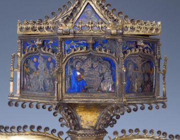 Detall del receptacle del copó barceloní / The State Hermitage Museum