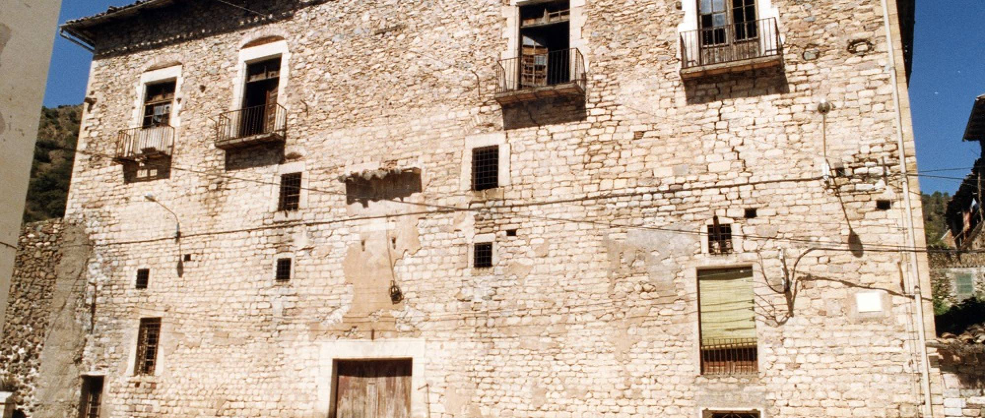 Vista exterior de l'alfolí (Jordi Contijoch)