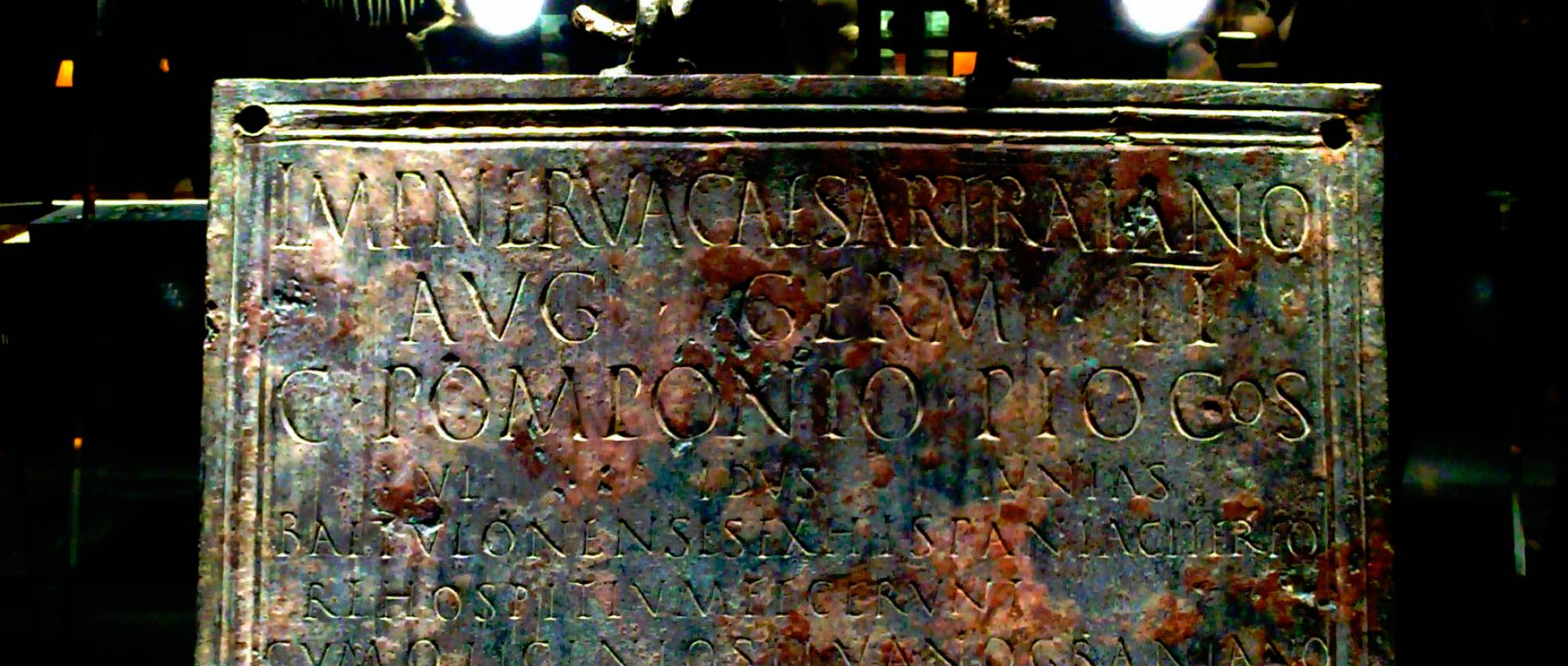 Fragment de la Tabula Hospitalis. Xavier Estruch / Wikimedia Commons. CC BY-SA 2.0