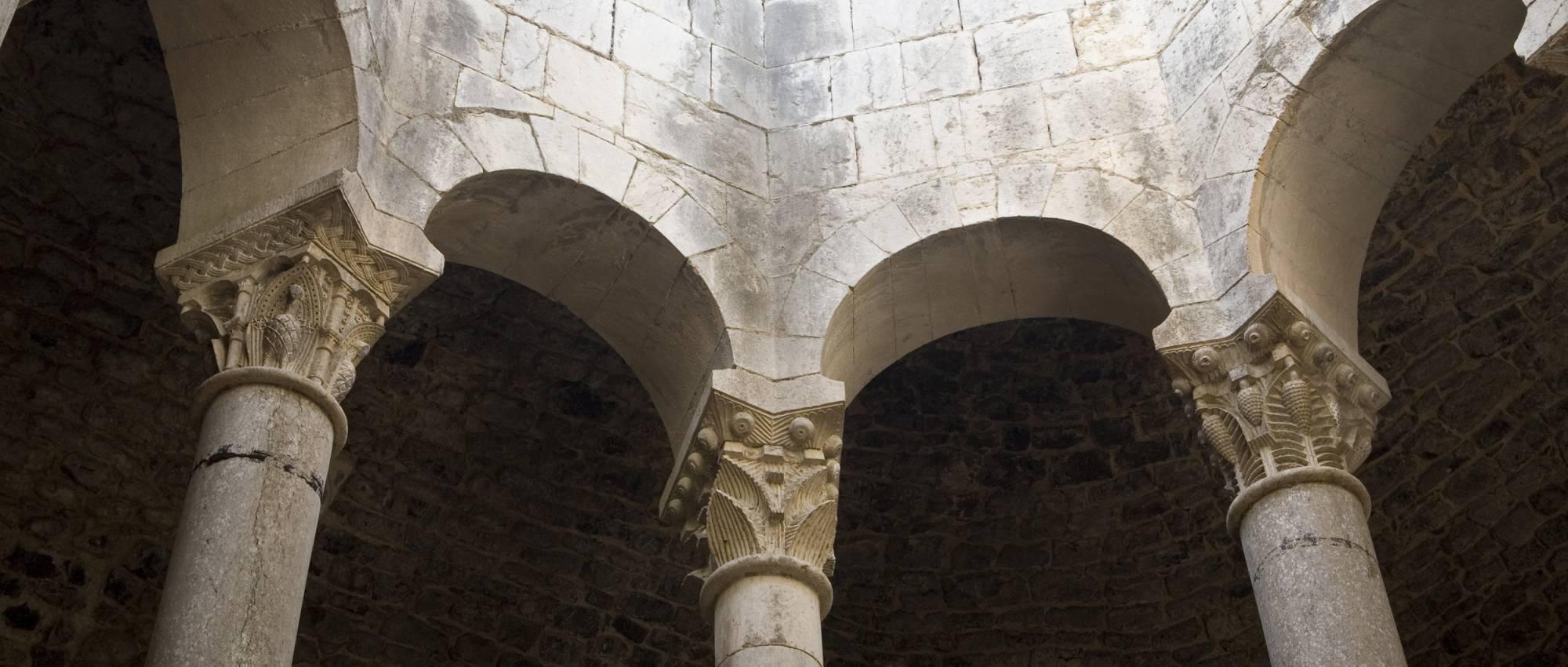 Baños Romanos Girona:Baños Árabes de Girona