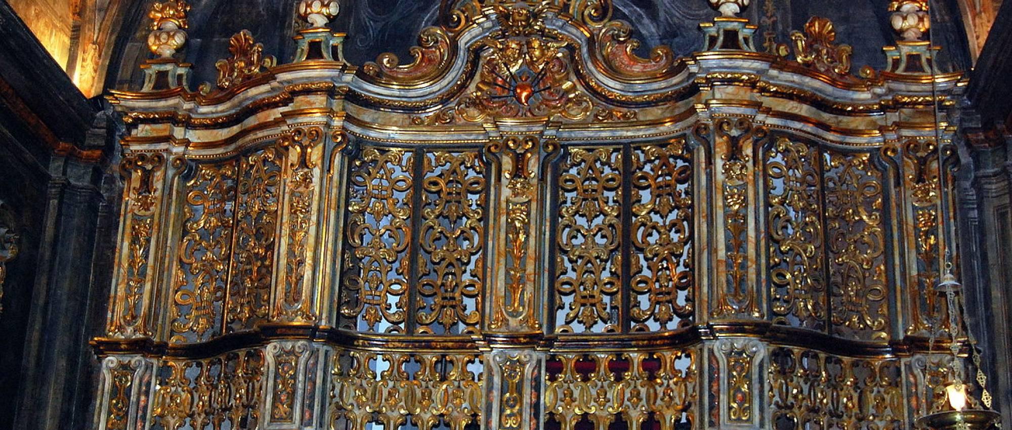 Cor de la capella dels Dolors. Angela Llop / Wikimedia Commons. CC BY-SA 2.0