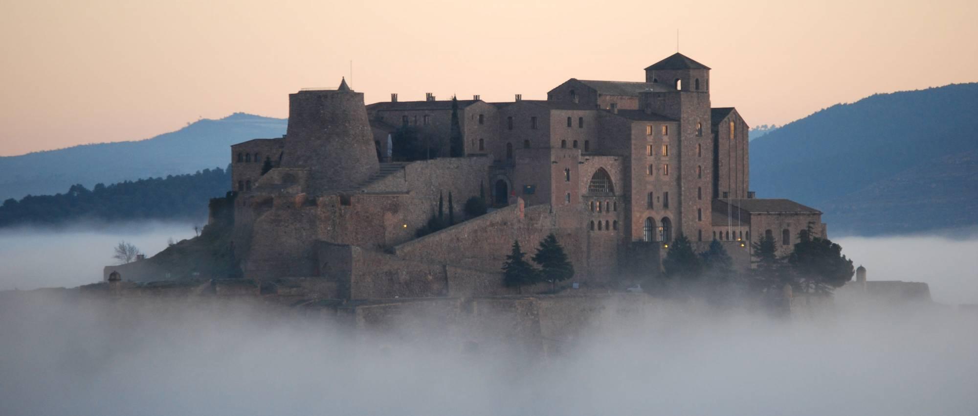 El castell de Cardona © Domènec Nogués