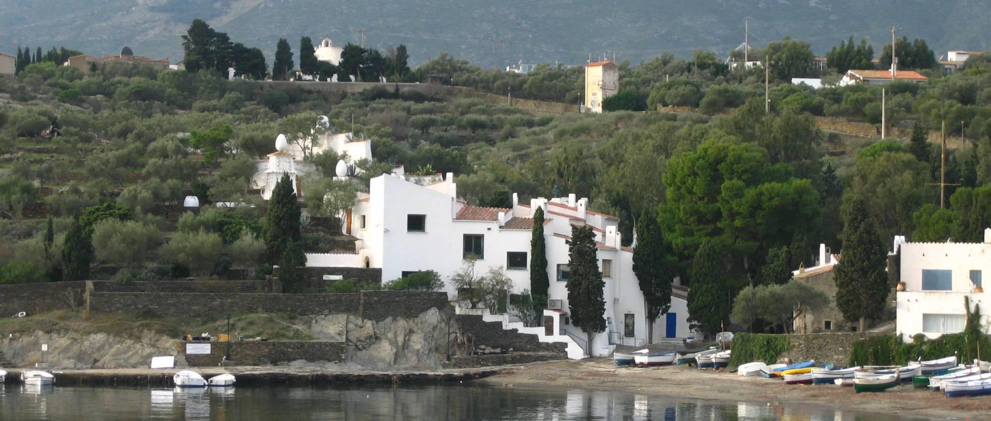 Casa salvador dal de portlligat patrimoni cultural generalitat de catalunya - Casa rural en cadaques ...