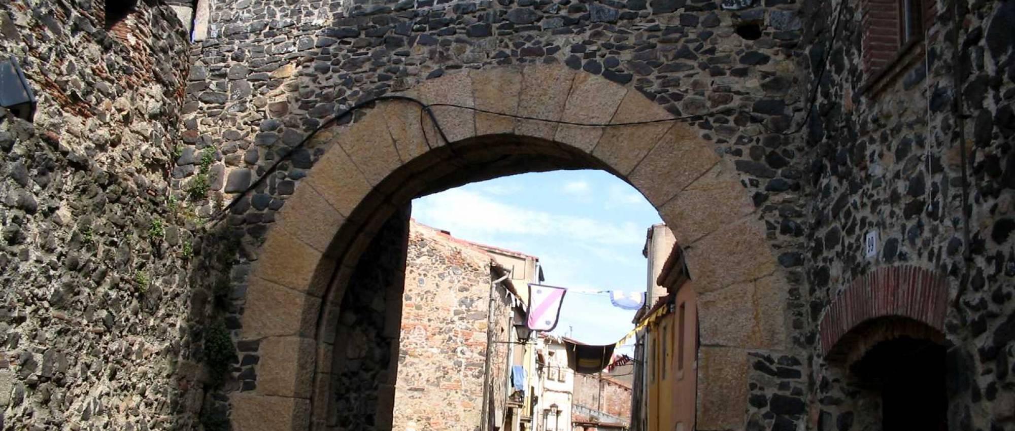 Hostalric Castle
