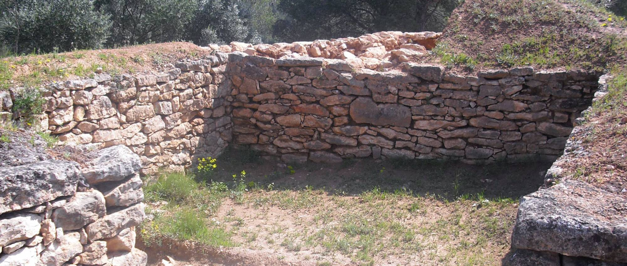 Castellet de Banyoles. El noi de la garrigo / Wikimedia Commons. Public Domain