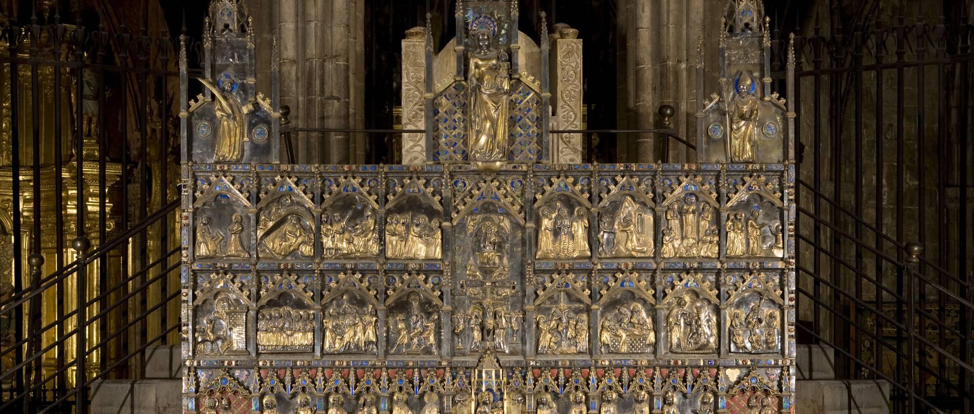 Catedral de Santa Maria. Bob Masters / DGPC