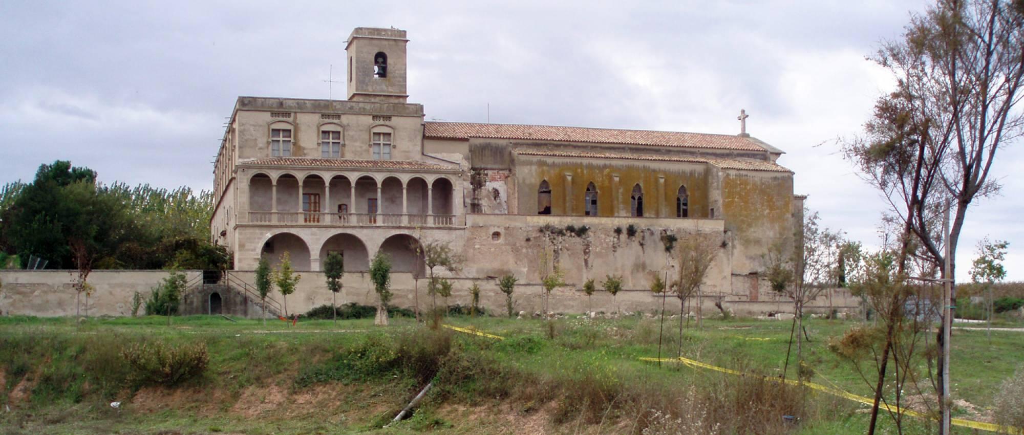 Vista general del convent de Sant Bartomeu. J.Gomà / Wikimedia Commons. CC BY 3.0