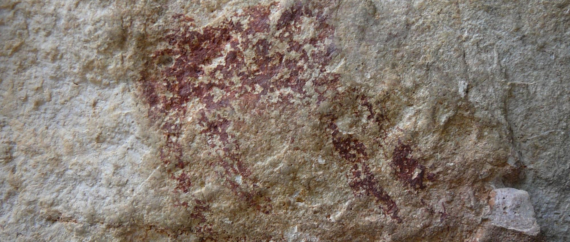 Cova dels Vilars / Servei d'arqueologia / DGPC