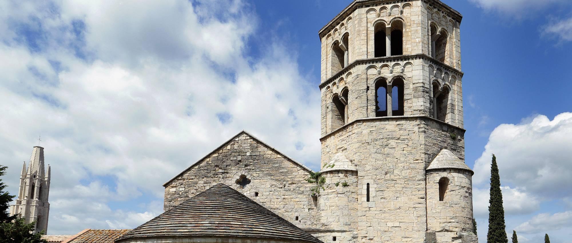 Església de Sant Pere de Galligants. Jordi Play / DGPC