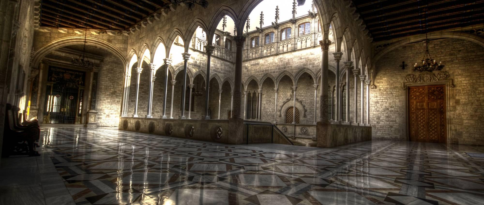 palacio de la generalitat patrimonio cultural