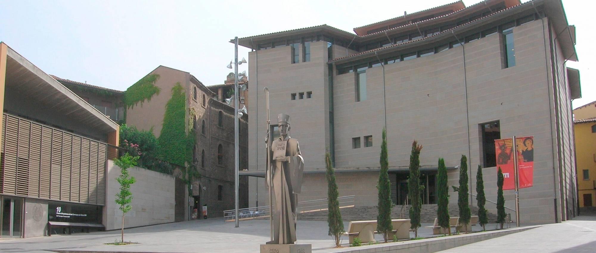 Museu Episcopal de Vic  Patrimoni Cultural. Generalitat de Catalunya