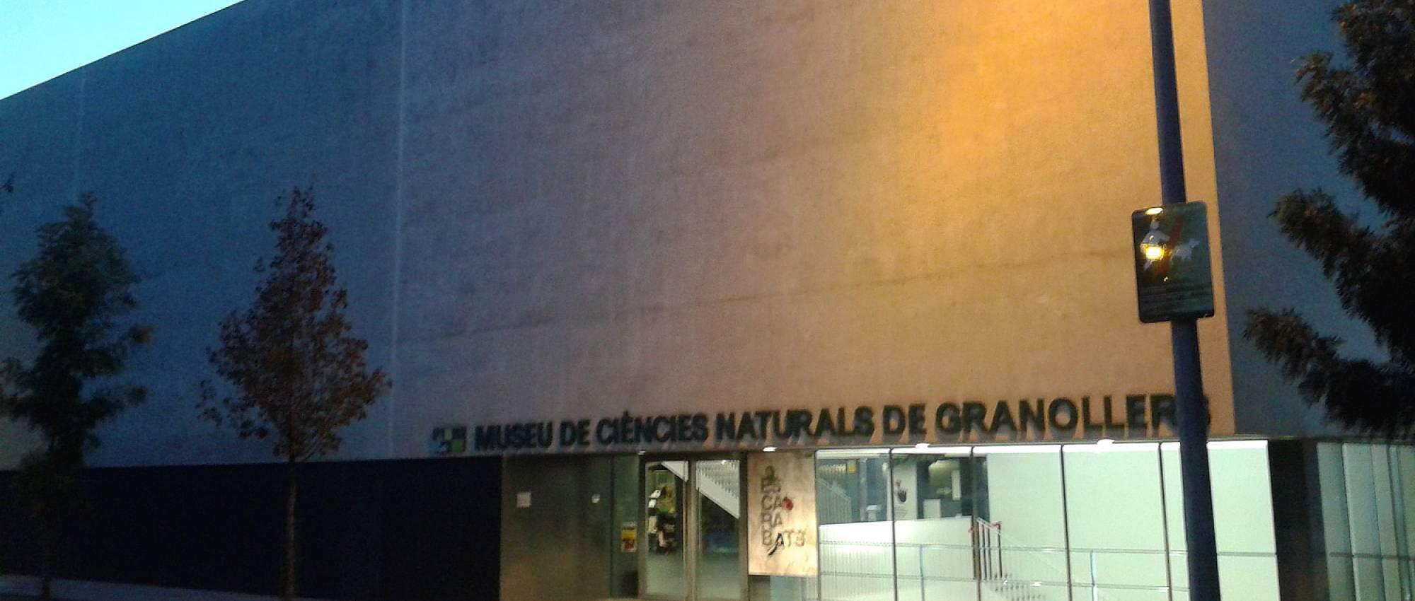 Fachada del Museu d'Història Natural de Granollers.  CC BY-SA 4.0 - Vàngelis Villar / Wikimedia Commons