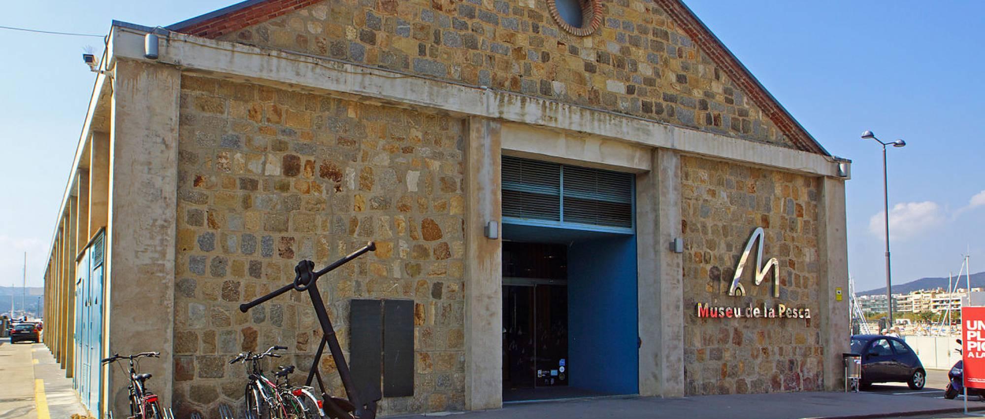 Museu de la Pesca de Palamós. flamenc / Wikimedia Commons. CC BY-SA 3.0