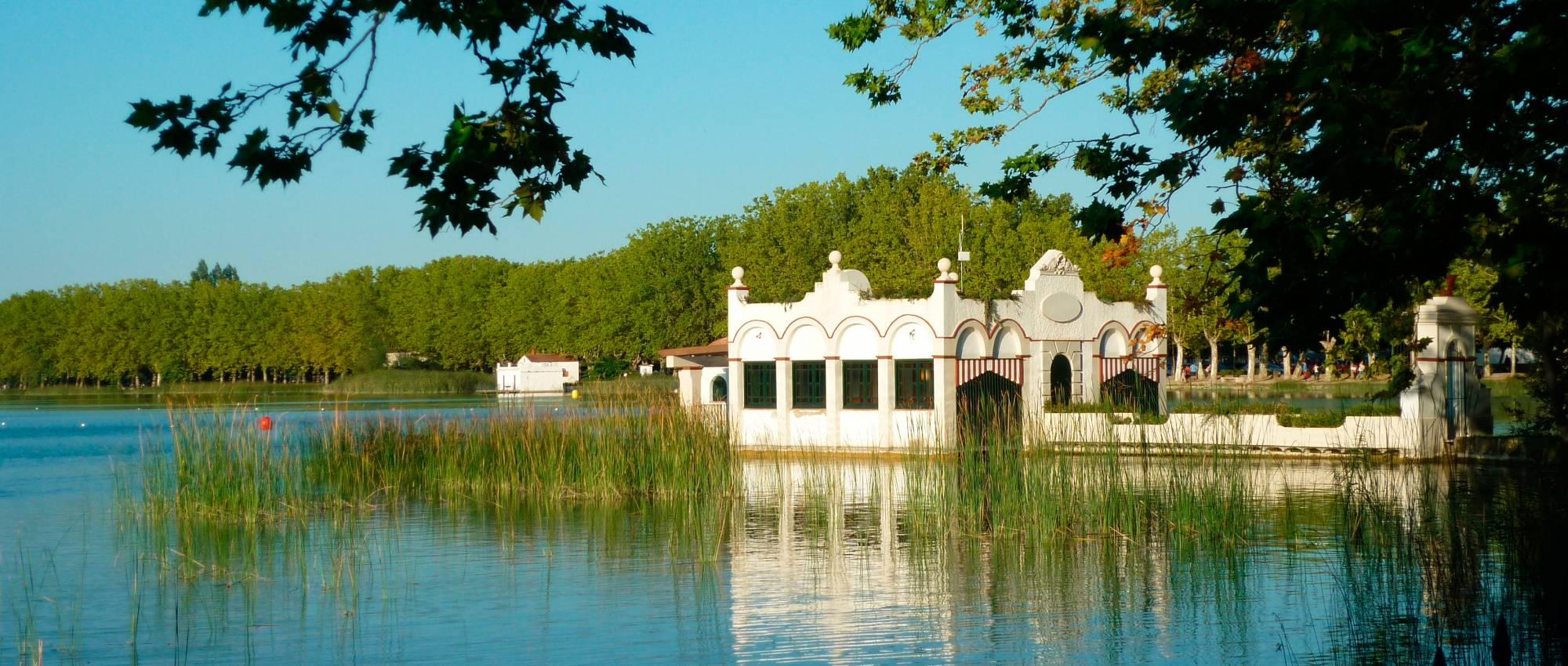 Pesqueras y Paseos de Banyoles | Patrimonio Cultural. Generalitat de ...