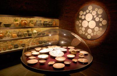 Detall de l'exposició del Museu Etnològic del Montseny. CC BY-SA 3.0 - Museu etnològic del Montseny / Wikimedia Commons