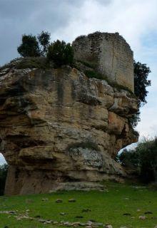 Castillo de Castellcir o de la Popa